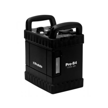 Profoto Pro-B4 1000 Air + 2 Baterías