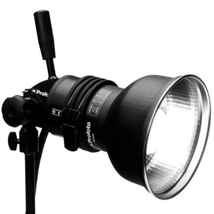 Profoto ProHead Plus UV 500W - Zoom Reflector