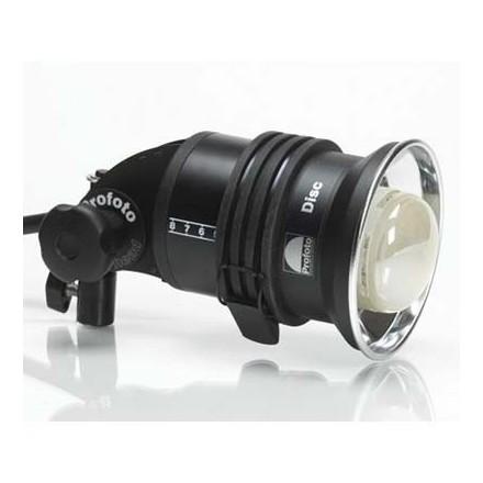 Profoto Pro-B Head Plus UV - Disc Reflector
