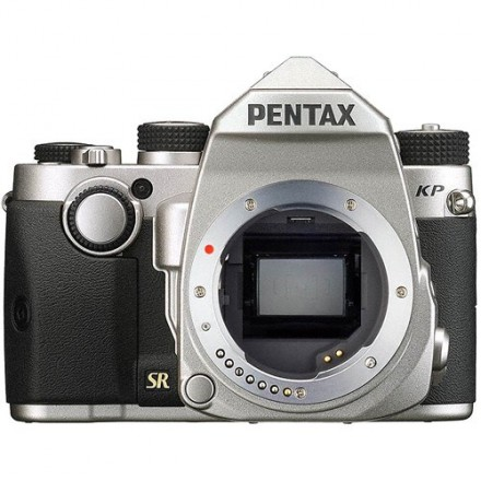 Pentax KP (Cuerpo) Silver Limited Edition