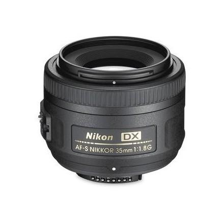Nikon  AF-S DX 35mm F.1-8 G + Garantia 5 Años