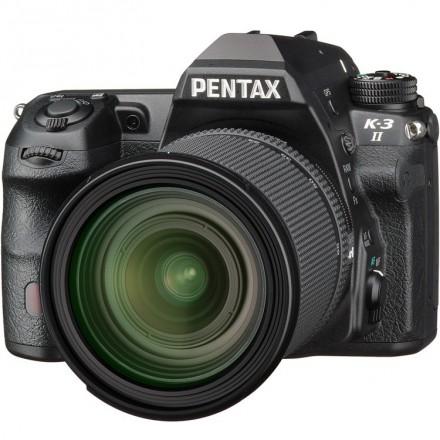 Pentax K3 II + 16/85 WR