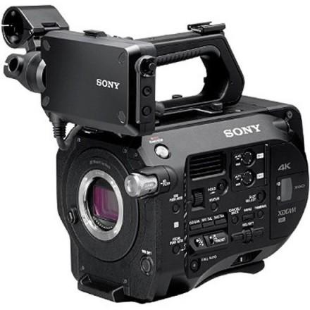 Sony PXW-FS7M2 (Cuerpo)