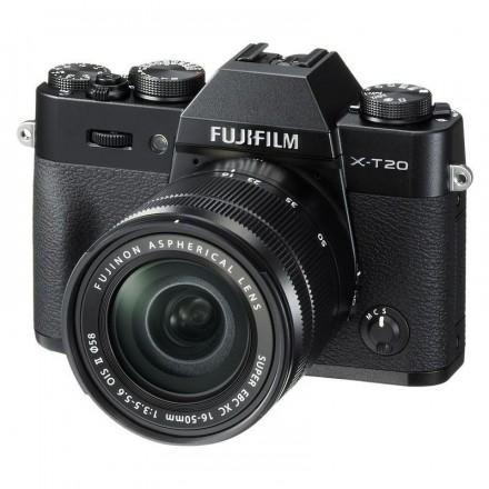 Fuji X-T20 + 16/50 F-3.5-5.6 OIS II + XC 50/230