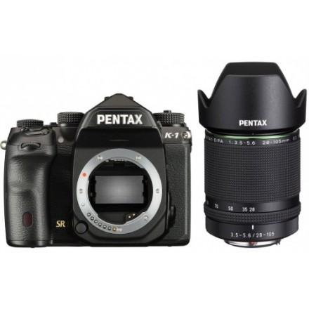 Pentax Ricoh K-1 + 28/105 F-3,5-5,6 ED DC WR
