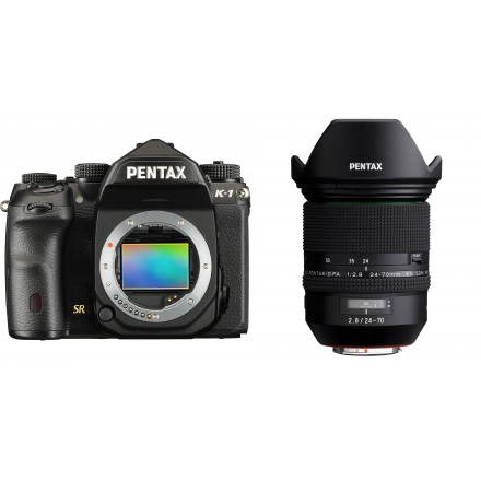 Pentax Ricoh K-1 + 24/70 F-2.8 FA ED SDM WR HD