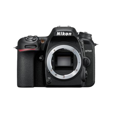 Nikon D-7500 (Cuerpo)