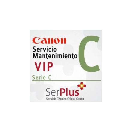 Canon Serplus Mantenimiento VIP Serie B