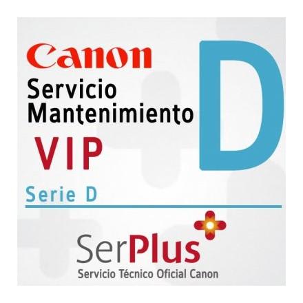 Canon Serplus Mantenimiento VIP Serie C
