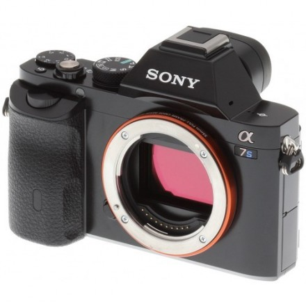 Sony Alpha 7S (Cuerpo)