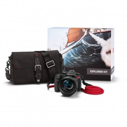 Leica V-Lux (Typ 114) Explorer Kit (Negra)