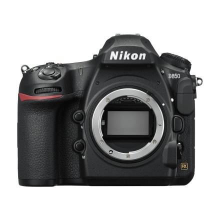 Nikon D-850 (Cuerpo) - PROXIMAMENTE -