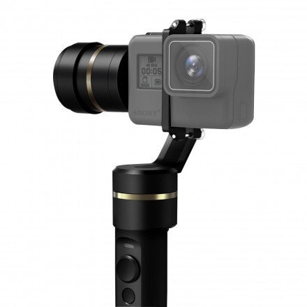 FeiyuTech FY-G5 Gimbal Portátil de 3 Ejes para cámara de Acción