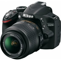 Nikon D-3200 + 18/55 F-3.5-5.6 G ED II + 55/200 F-4.5.6 G ED
