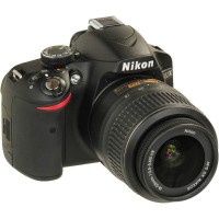 Nikon D-3200 + 18/55 F-3.5-5.6 G ED II