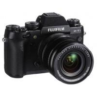 Fuji X-T1 + 18/55 + 55/200
