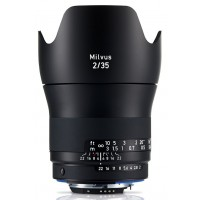 Zeiss Milvus T* 35mm F-2.0 ZF.2