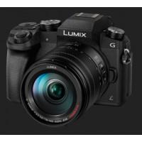 Panasonic Lumix DMC-G7H + 14/140