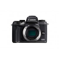 Canon EOS-M5 + Adaptador montura EF-EOS