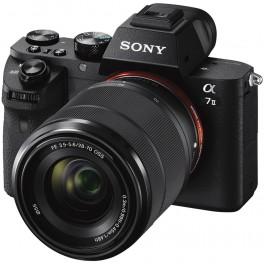 Sony Alpha-7 M II + 28/70 F-3.5-5.6