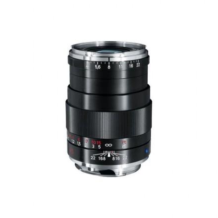 Zeiss Tessar 85mm F-4 Negro (Leica)