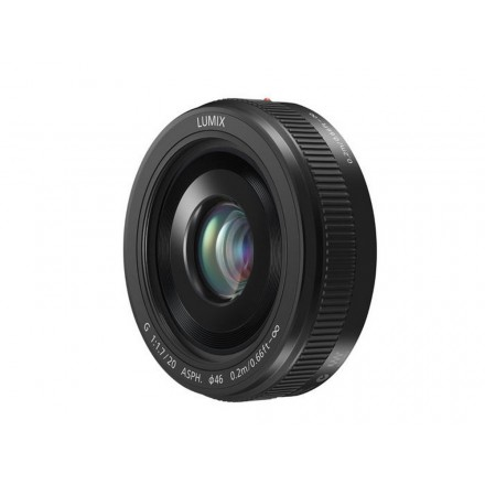 Panasonic Lumix G 20mm F-1.7 II ASPH