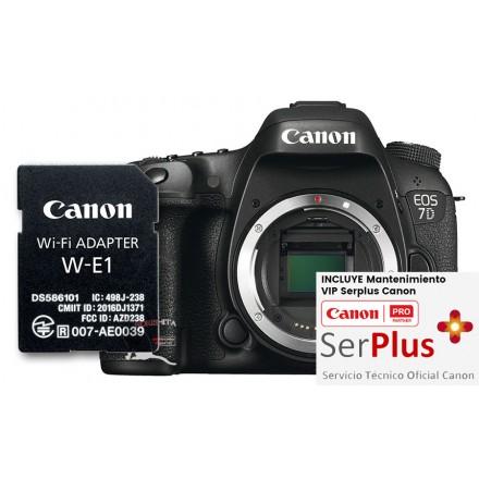 Canon EOS-7D Mark II (Cuerpo)