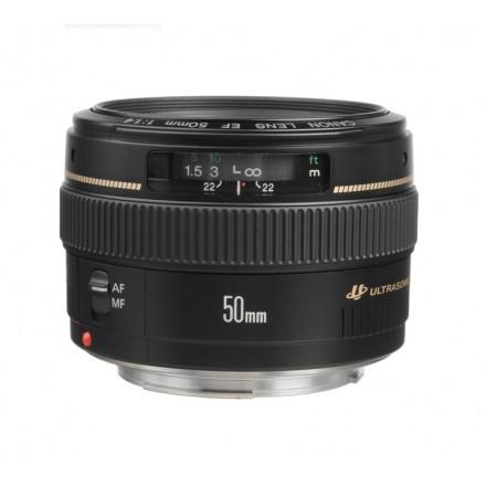 Canon EF 50mm F-1.4 USM