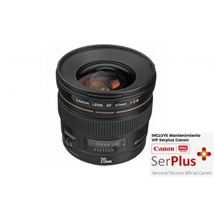 Canon EF-20mm F-2.8 USM