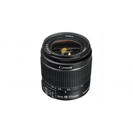 Canon EF-S 18/55 F-3.5-5.6 IS II