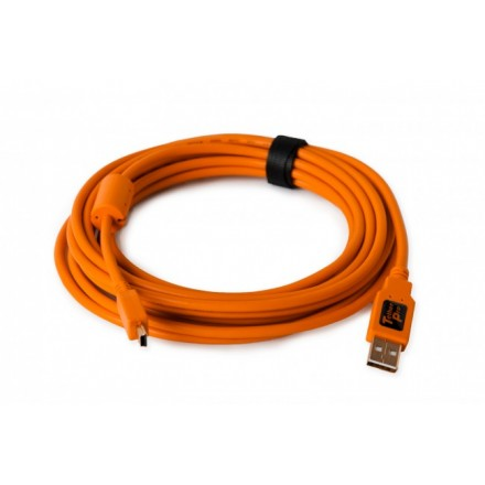 TetherPro USB 2.0 Cable A male a mini-B 5 Pin 4.6m