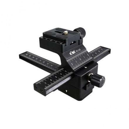 Kiwi Rail de precisión para macro FC-1II