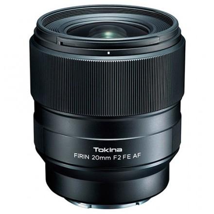 Tokina FiRIN 20mm F.2 FE AF