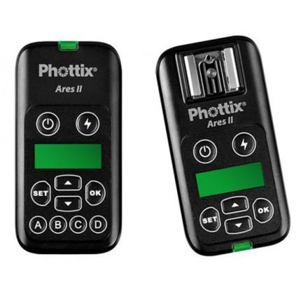 Phottix Ares II Emisor y Receptor