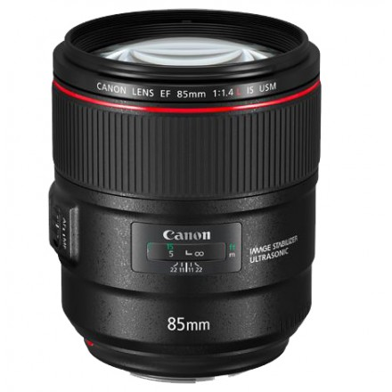 Canon EF 85mm F-1.4 L IS USM