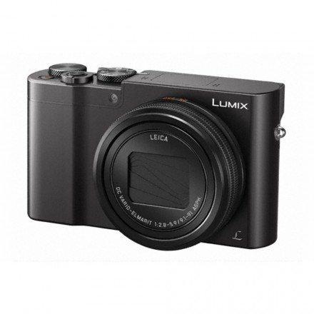 Panasonic Lumix TZ100 (Negra)