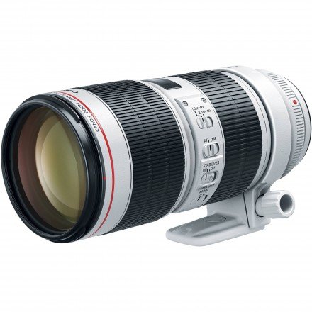 Canon 70/200 F-2.8 L IS III USM