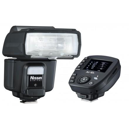 Nissin Kit i60A + Air 10s (Nikon)