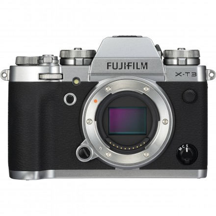 Fuji X-T3 (Cuerpo) (Negra)