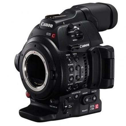 Canon EOS-C100 Mark II (Cuerpo)