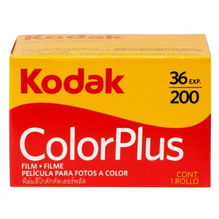 Kodak ColorPlus 36 Exp. 200 ISO (x1) Color