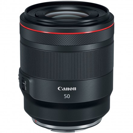 Canon RF 50mm F-1.2 L USM