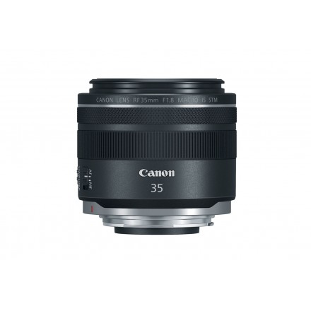Canon RF 35mm F-1.8 Macro IS STM