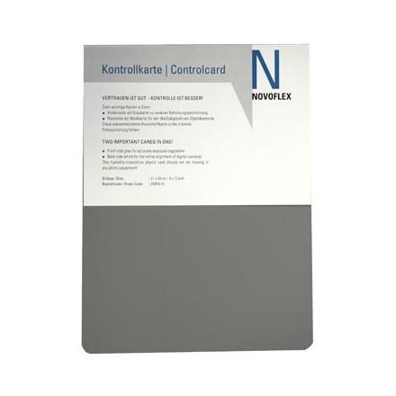 Novoflex Carta Gris