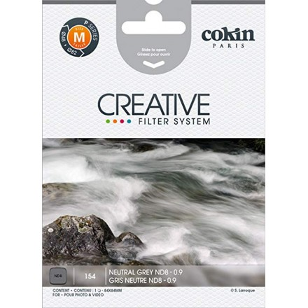 Cokin ND8 - 154 Neutral Grey ND8 - 0.9