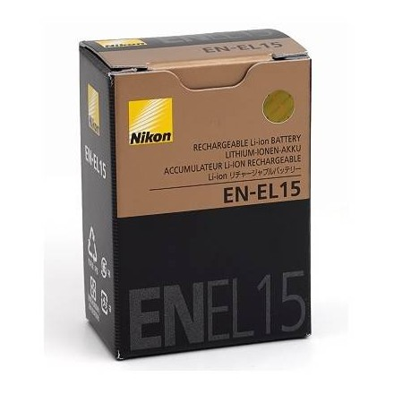 Nikon EN-EL 15 (Original)