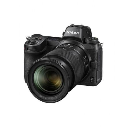 Nikon Z6 + 24/70 F-4 S + Kit FTZ (En Stock)
