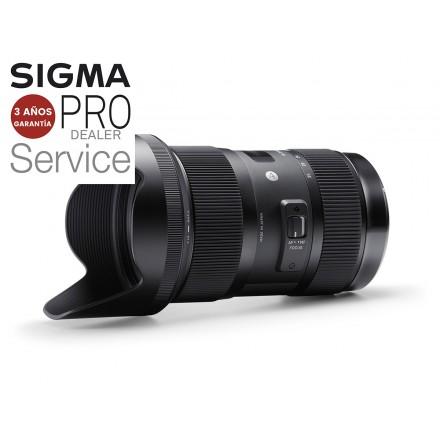 Sigma 18/35 F-1.8 DC HSM Art