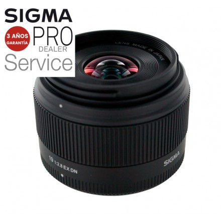 Sigma 19mm F-2.8 DN Art
