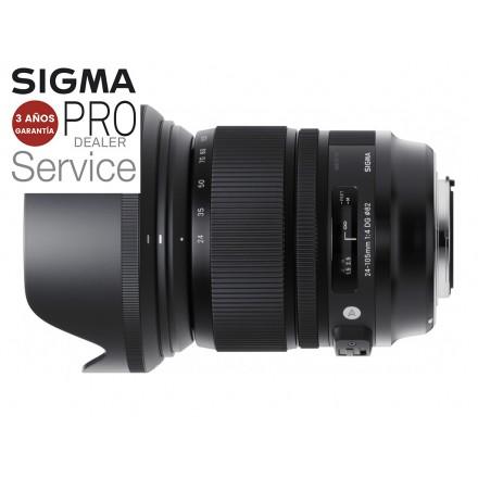 Sigma 24/105 F-4 DG OS HSM Art
